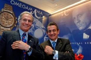 Osvaldo Patrizzi and Stephen Urquhart