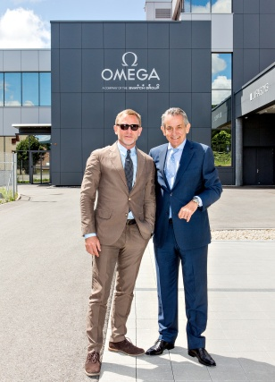 241-Daniel_Craig_and_Stephen_Urquhart_are_seen_at_the_OMEGA_Factory_Visit_in_Switzerland