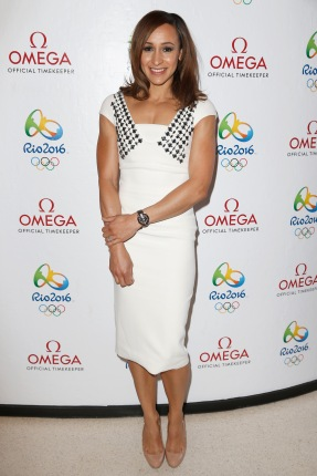 attends a VIP Dinner to highlight OMEGA's association with the Olympic movement and to celebrate 100 days to go to the start of the Rio 2016 Olympic Games at Sushi Samba on April 27, 2016 in London, England.